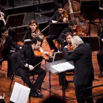 La magia de Mozart y el talento del maestro Sanderling en nuevo concierto de la Sinfónica