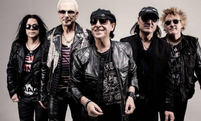 Cinco gigantes del rock escriben una página más de su historia en Chile