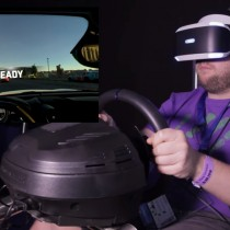 [VIDEO] Este es el primer juego de carreras en realidad virtual para PlayStation 4