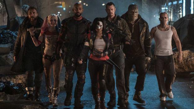 El elenco del filme incluye a grandes estrellas de Hollywood, como Will Smith y Jared Leto.