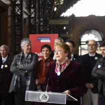 """Bachelet llama a participar en Cabildos Regionales porque """"es el hilo conductor del proceso constituyente"""""""