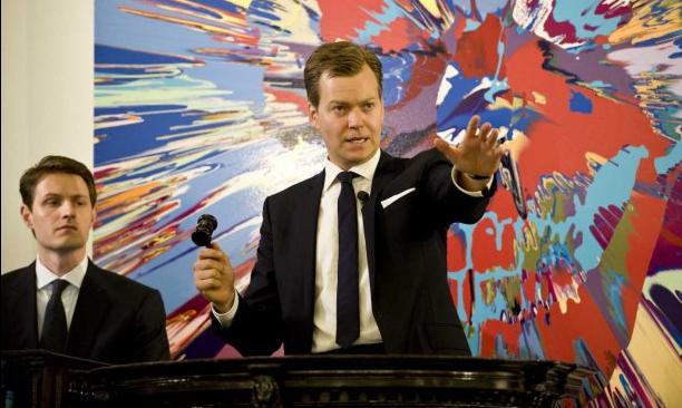 Arte contemporáneo y mercado: la nueva forma de especulación financiera para proteger fortunas