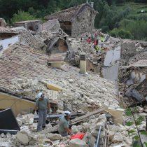 Saletta, un pueblo de quince vecinos que en su mayoría murieron por el terremoto