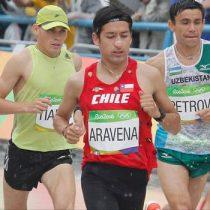 Río 2016: Víctor Aravena finaliza entre los 50 mejores de la maratón olímpica