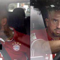 [VIDEO] Arturo Vidal y Franck Ribéry salen a buscar talentos por las calles de Nueva York en spot para lujosa marca de autos