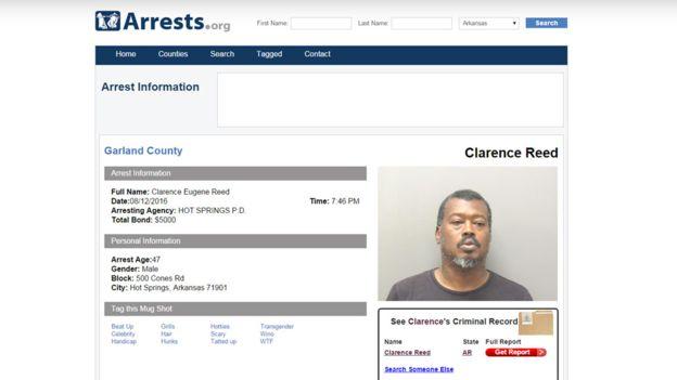 "Clarence Reed admitió llamar a la menor ""idiota"" pero dijo que ""sólo era de broma""."