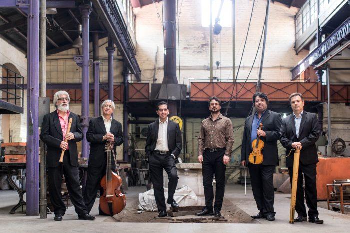 """Concierto gratuito """"La escuela Napolitana en el barroco tardío"""" en en el Aula Magna USACH, 7 de septiembre"""