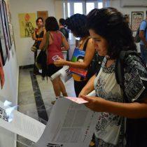 ¡A la calle nuevamente! La muestra gráfica sobre el movimiento estudiantil que la rompe en Cuba