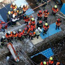 Derrumbe en Las Condes: PDI investigará el caso para determinar eventuales responsables