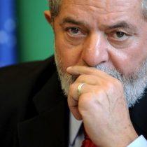 Lula encabeza encuesta presidencial brasileña para 2018