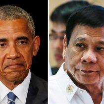Presidente de Filipinas se disculpa por haber llamado