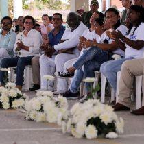 Víctimas relatan a jefes de las FARC matanza cometida por sus hombres