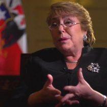 Bachelet sobre aborto: