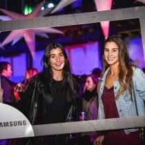 [SOCIALES] Tardes y Noches regresa junto a Samsung con fiesta inspirada en los '80