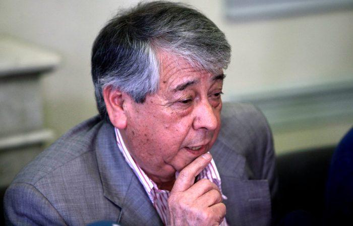 Arturo Martínez asume la vicepresidencia en
