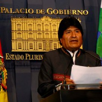 Evo Morales no da tregua y dice que ha puesto a Chile
