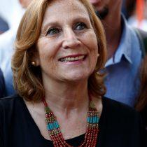 Helia Molina se defiende de críticas por viaje con Bachelet: