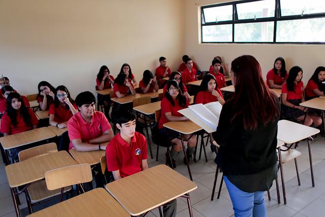Simce 2015 de Escritura: cerca de la mitad de los estudiantes no logra desarrollar sus ideas