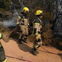 Trabajadores voluntarios de bomberos podrán acudir a llamados de emergencia e incendios durante su jornada