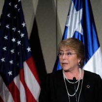 Ley de glaciares de Bachelet: realismo con renuncia