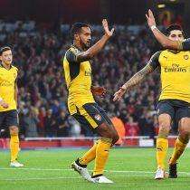 [VIDEO] Alexis Sánchez protagoniza las dos jugadas de gol en la victoria del Arsenal sobre el Basilea en la Champions League