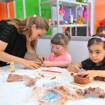 Feria Creativa Infantil en Plaza Ñuñoa, 1 y 2 de octubres. Entrada liberada