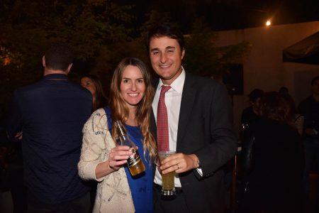 Andrea Pesce y Julio Pellegrini.