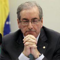 Eduardo Cunha, el diputado que impulsó impeachment contra Dilma, es condenado a 15 años de cárcel