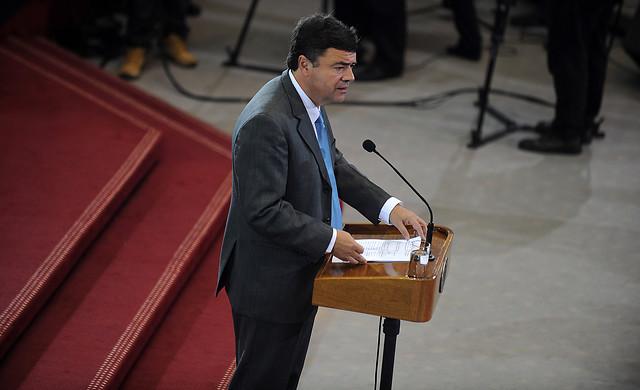 Esteban Valenzuela sobre oposición a proyecto de elección de intendentes:
