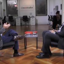 """La Mesa - Jorge Errázuriz y la transparencia: """"Estamos viviendo un cambio cultural en Chile, en el sector financiero, en el sector empresarial, en la política (…), hoy día están todos los ojos mirando"""""""