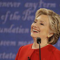 Clinton ganó el debate, según encuestados de CNN
