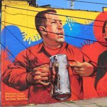 [VIDEO VIDA] El llamativo mural de Hugo Chávez que divide opiniones en el Bronx de Nueva York