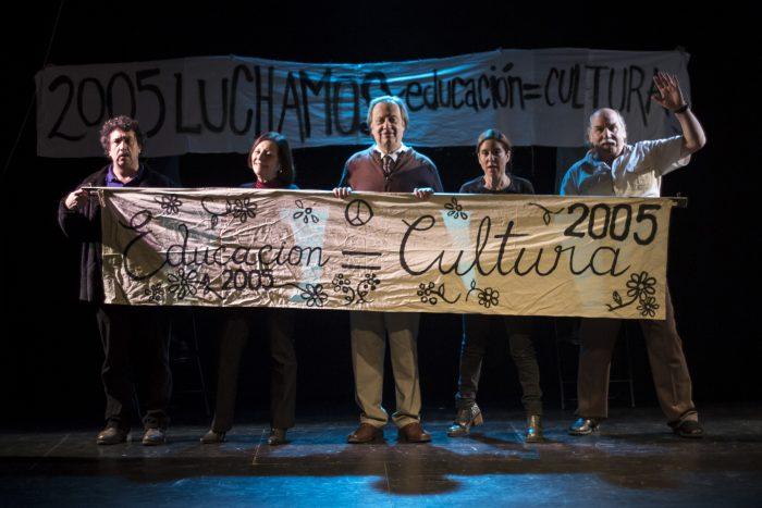 """""""Okupación"""" obra sobre la docencia y la educación pública en Teatro Ictus, durante octubre"""