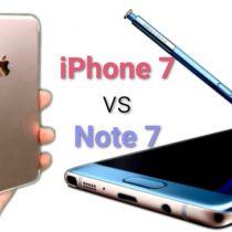 Samsung provocó la crisis de baterías que explotan por apurarse en querer ganarle al iPhone 7