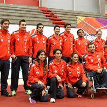 Caso de Covid-19 al interior del CAR obliga a 13 deportistas del Team Chile a realizar cuarentena