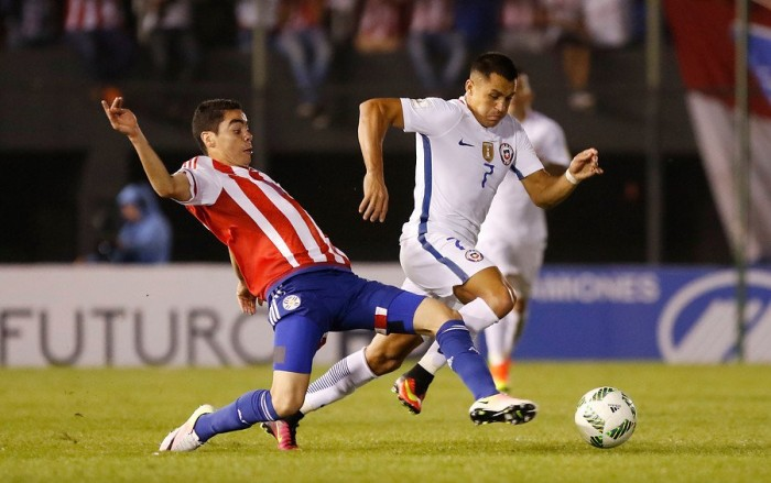 Alexis Sánchez será el capitán de Chile ante Bolivia el próximo martes