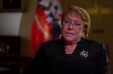 [VIDEO] Michelle Bachelet a la BBC: