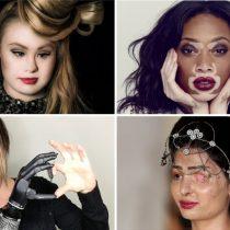 Modelos sin la apariencia perfecta, la última