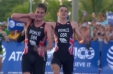 [VIDEO] La dramática final del campeonato mundial de triatlón