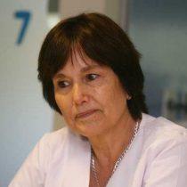 Ministra de Salud subrogante, Gisela Alarcón: Carmen Castillo renunciará a bono de $80 millones