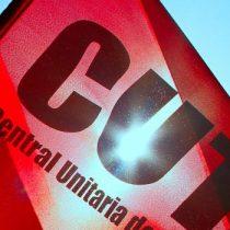 La CUT y su proceso de autorreforma viciado