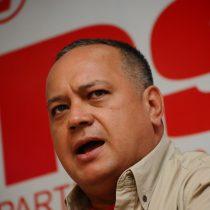 Segundo hombre del chavismo dice que periodista detenido
