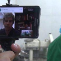 [VIDEO VIDA] El doctor que dirige complejas operaciones quirúrgicas a través de Skype