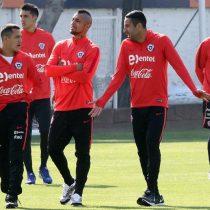 [VIDEO] La Roja se prepara para su próximo partido frente a Bolivia sin Gary Medel