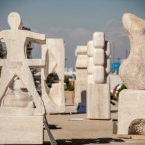 Chile se transforma en el epicentro de la escultura mundial