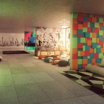 Llega a Chile primer edificio exclusivo para estudiantes