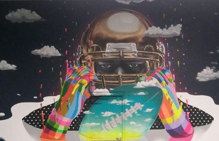 De encapuchado a grafitero y artista urbano elogiado por el New York Times