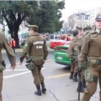 [VIDEO] Violento desalojo por parte de Carabineros en la Universidad Alberto Hurtado