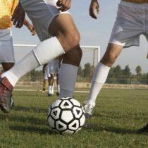 Las partes del cuerpo más vulnerables cuando juegas fútbol