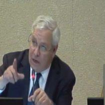 [VIDEO] Diputado Urrutia (UDI) pide minuto de silencio en la Cámara por aniversario del atentado a Pinochet en 1986